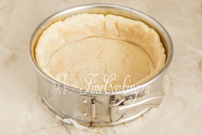 Шаг 14. Рубленое тесто для американского тыквенного пирога практически готово