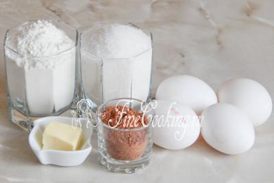 приготовление бисквита в мультиварке рецепты с фото