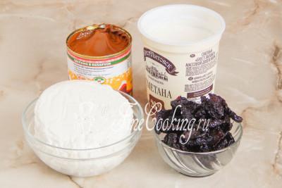 Шаг 14. Пока выстаивается бисквит, приготовим очень вкусный сметанный крем