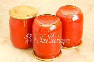 Как сделать томатную пасту с помидор
