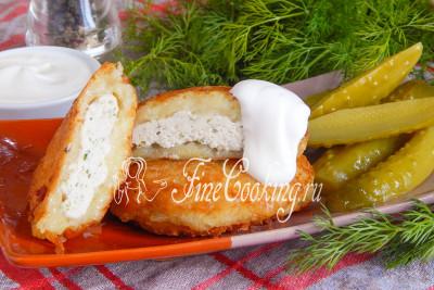 Наггетсы в домашних условиях с курицей рецепт с фото 72