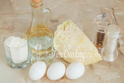Капустные блины с капустой рецепт блинчики рецепты с фото