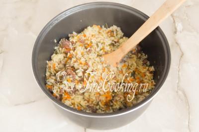 рецепты супов в мультиварке с тушенкой