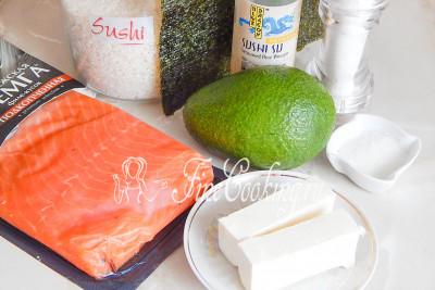 Суши и роллы 20 рецептов с фотографиями 94