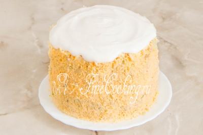 Глазурь для тортов из сметаны