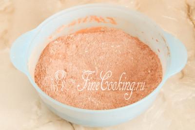 Как сделать растопленный шоколад жиже
