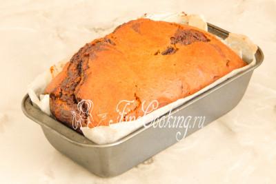 тыквенный кекс в духовке рецепт