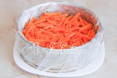 салат из тунца рецепт простой слоями