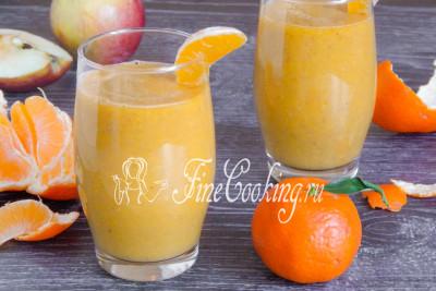 Шаг 7. Приятного аппетита, дорогие друзья! Натуральные витамины - это так вкусно и полезно, поэтому обязательно готовьте смузи для своих деток