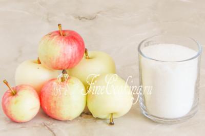 Рецепты пирога с яблоками шарлотка рецепт