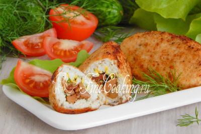 рецепт вкусного второго блюда из курицы