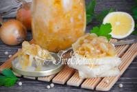 Рецепты салатов из консервированной чечевицы