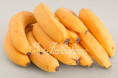 Как приготовить перезрелые бананы