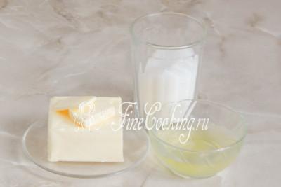 Масляный крем на белках для украшения торта