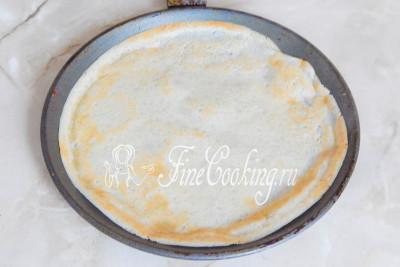 Блинчики на молоке и воде - рецепт с фото