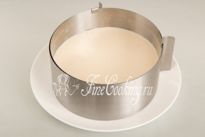 Чизкейк без выпечки - рецепт с фото