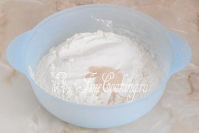 Багет Колос - рецепт пошаговый с фото