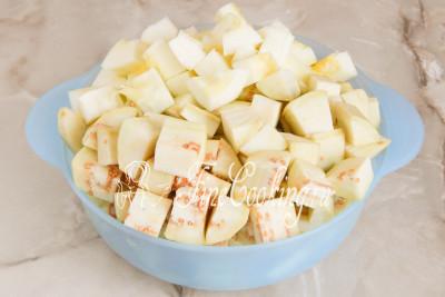 Икра из баклажанов, кабачков и грибов - рецепт пошаговый с фото