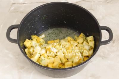 Пока кабачки ждут, нужно подготовить тару для их консервирования