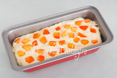 Кекс шоколадный с хурмой в мультиварке - рецепт пошаговый с фото