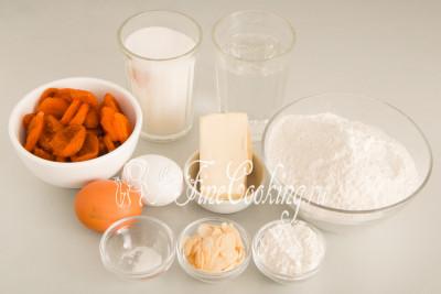 Кексы на молоке с курагой - рецепт пошаговый с фото