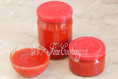 Рецепты кетчупа из помидоров в домашних условиях 36