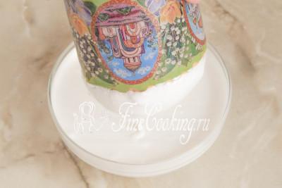 Кулич Царский на сливках - рецепт с фото
