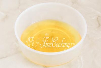 Получается вот такой аппетитный сахарный сироп с насыщенным лимонным ароматом