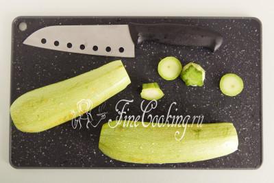 Маринованные кабачки быстрого приготовления - рецепт пошаговый с фото