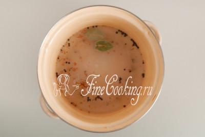 Быстрые маринованные шампиньоны - рецепт пошаговый с фото