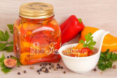 Храним печеный перец по этому рецепту в сухом прохладном месте - подвале или погребе