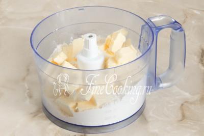 Займемся приготовлением песочного теста для печенья