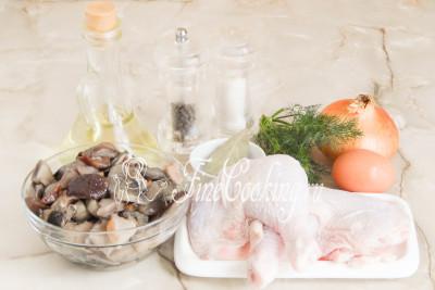 Пока бродит тесто, займемся приготовлением начинки