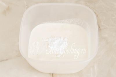 Пирожное Буше - рецепт с фото