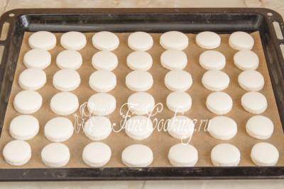 Как приготовить пирожное макарони дома