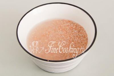Пшеничная каша с викторией - рецепт пошаговый с фото