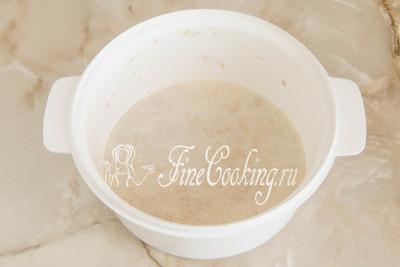Ежедневный хлеб на ржаной закваске - рецепт пошаговый с фото