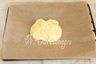 Рулет из кабачков с грибами и сыром - рецепт с фото