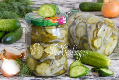 Зимой откроете баночку и насладитесь результатами своих трудов! Салат из огурцов Нежинский - это необыкновенно ароматная и очень вкусная овощная закуска