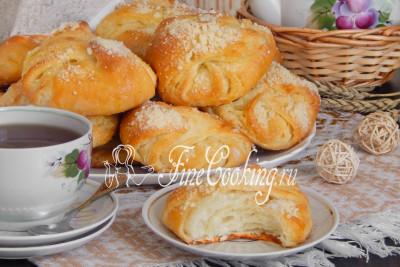 булочка чайная рецепт по госту срок хранения энергетическая ценность