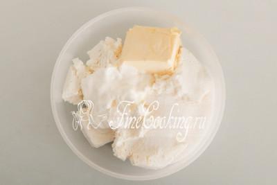Торт Домик из печенья без выпечки - рецепт пошаговый с фото