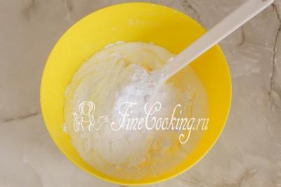 Тем временем приготовим сметанный крем для торта Монастырская изба