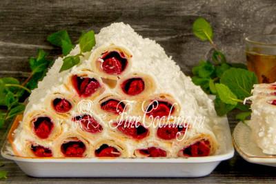Надеюсь, этот рецепт с фото торта Монастырская изба вам понравился и обязательно пригодится