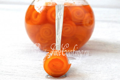 Лучше приготовить варенье из апельсиновых корок и порадовать семью новым оригинальным лакомством!