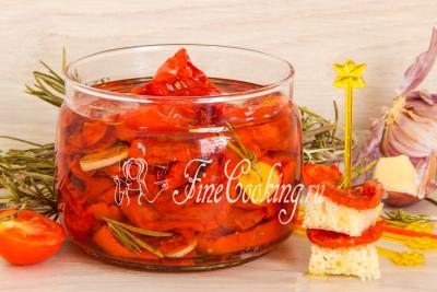 Как видите, рецепт домашних вяленых помидоров прост и доступен практически каждому