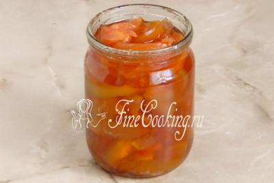 Яблочное варенье дольками - рецепт с фото