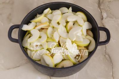 Яблочный сыр из вильнюса