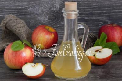 яблочный уксус высоком холестерине