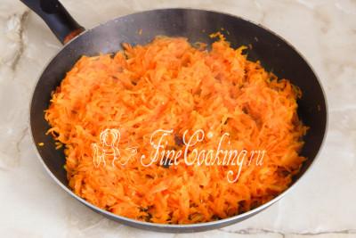Морковь готова