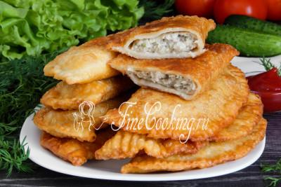 Или еще пример: [вкуснейшие домашние чебуреки](/recipe/chebureki-na-zavarnom-teste) с хрустящей корочкой и сочной мясной начинкой